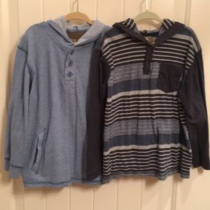 Other - Little boys size 5 shirts/pull overs